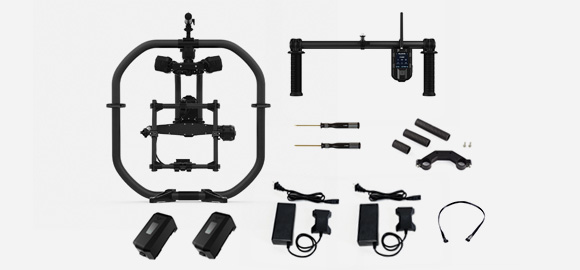Mōvi Pro RED Handheld Bundle