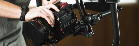 MōVI Pro: Mounting a Camera thumbnail
