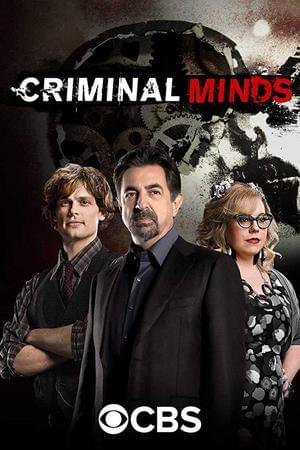 Criminal Minds Poster