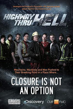 Highway Thru Hell Poster