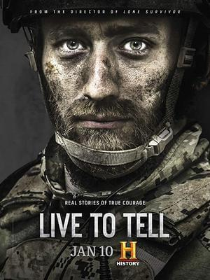 Live to Tell Poster