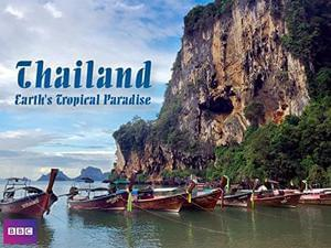 Thailand: Earth's Tropical Paradise Poster