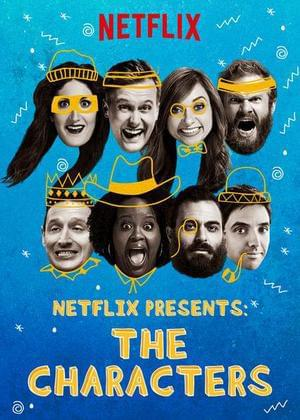 The Characters Poster