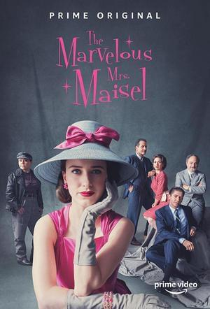 The Marvelous Mrs Maisel Poster