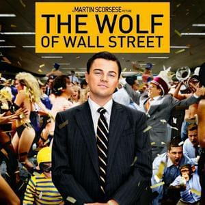 Wolf of Wall Street Poster