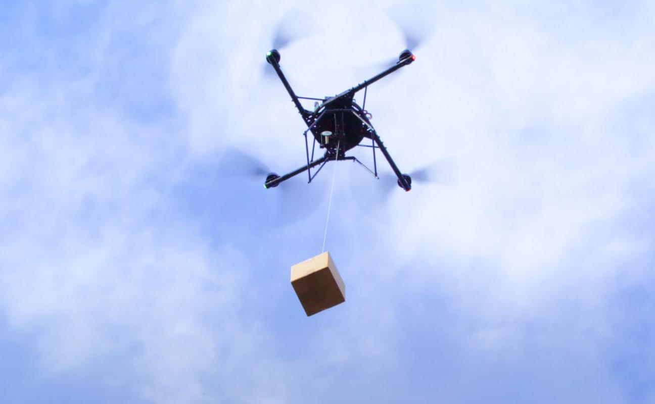 Custom Drone Payload: Airdrop