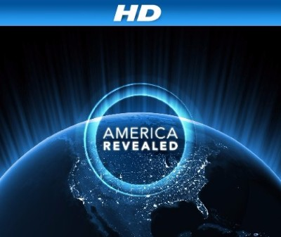 America Revealed Poster