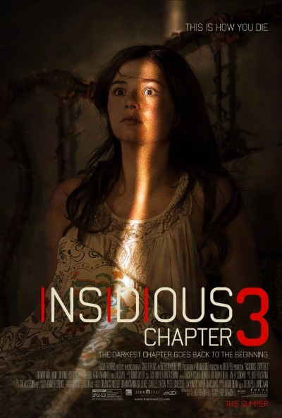 Insidious Chapter 3 Poster