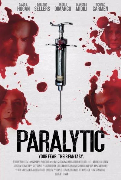 Paralytic Poster