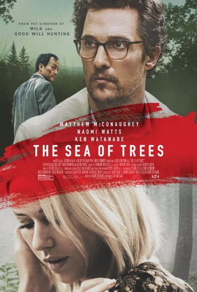 Sea of Trees Poster