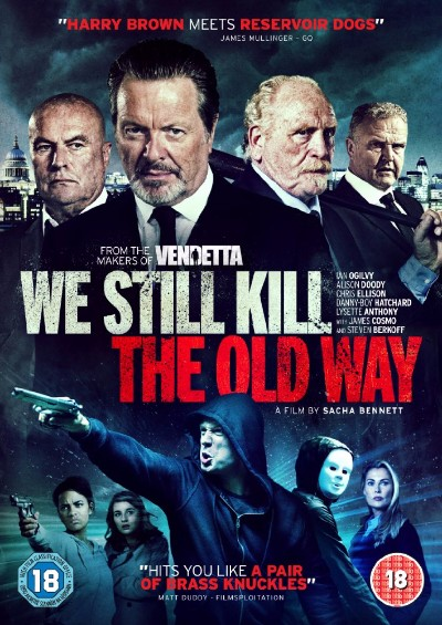 We Still Kill the Old Way Poster