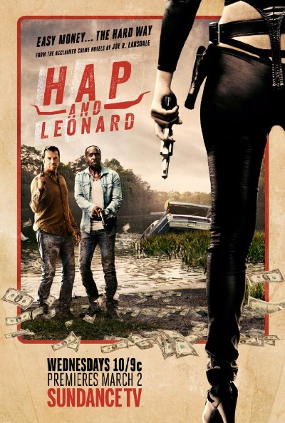Hap and Leonard Poster