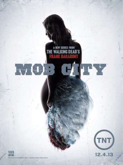 Mob City Poster