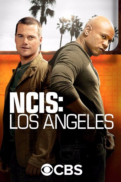 NCIS Los Angeles Poster